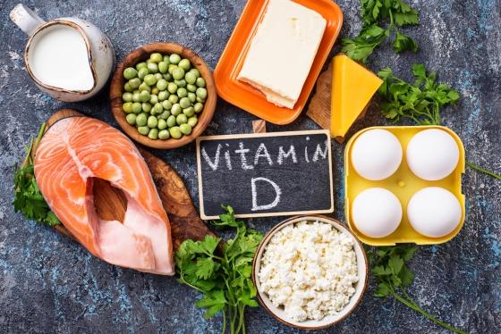 10 alimente bogate in vitamina D