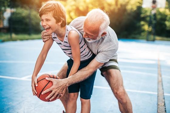 Un sistem muscular robust este un factor esential in mentinerea sanatatii organismului.