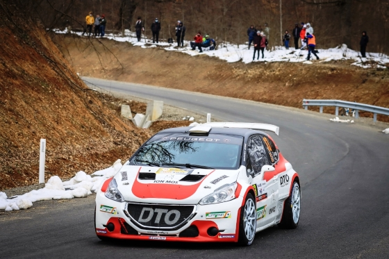 Catena sustine DTO Rally Team la Raliul Perla Harghitei 2021