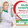 Catena a deschis o noua farmacie in Roman