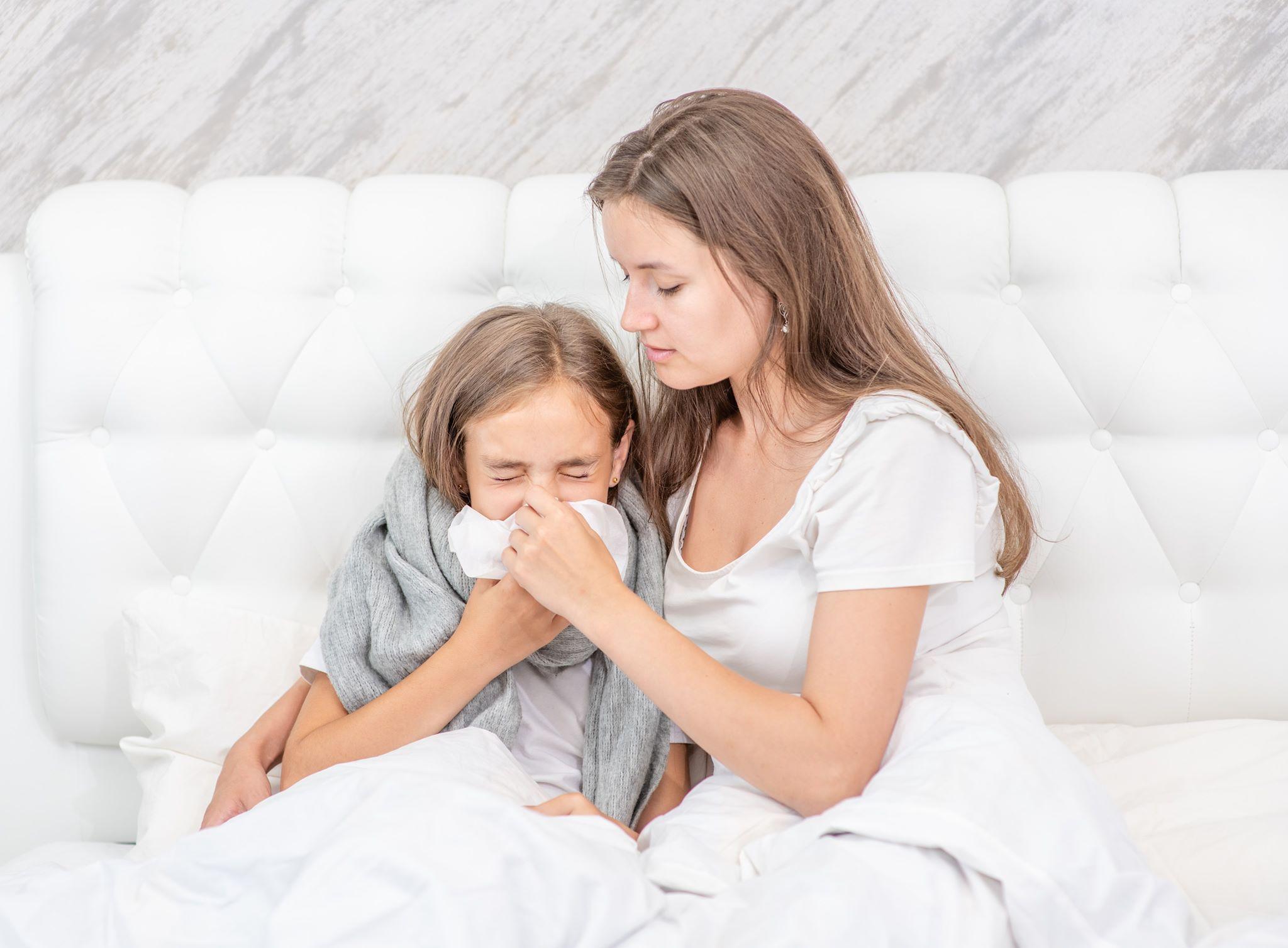 simptomele și tratamentul copiilor