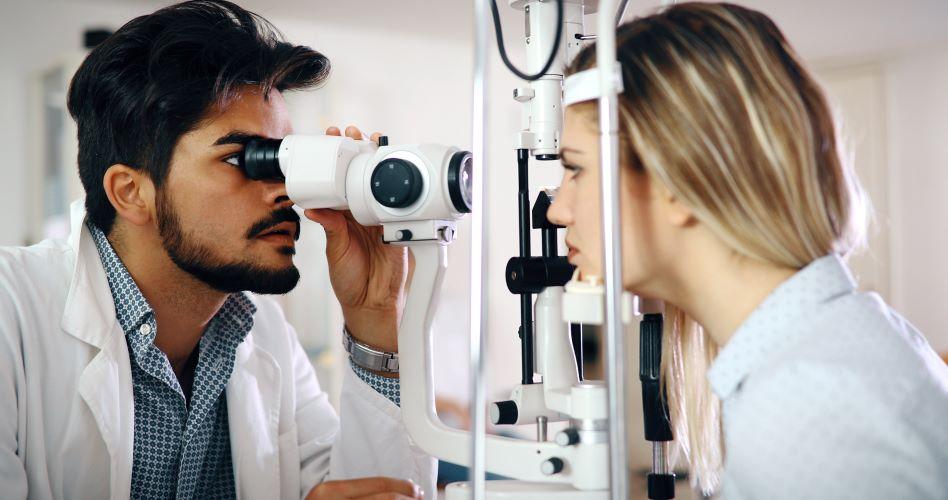 sindrom oftalmologie ochi uscat