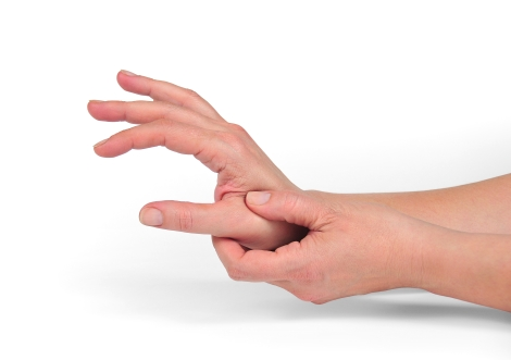mâinile amorțite cu artrită