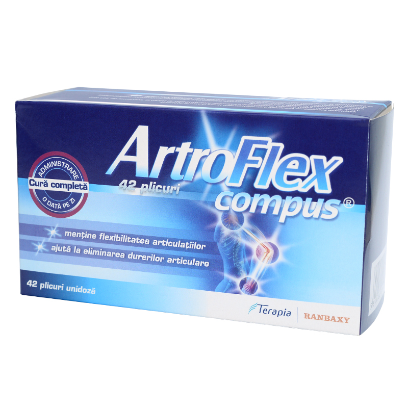 Artroflex Compus Plicuri | Farmacia Ardealul