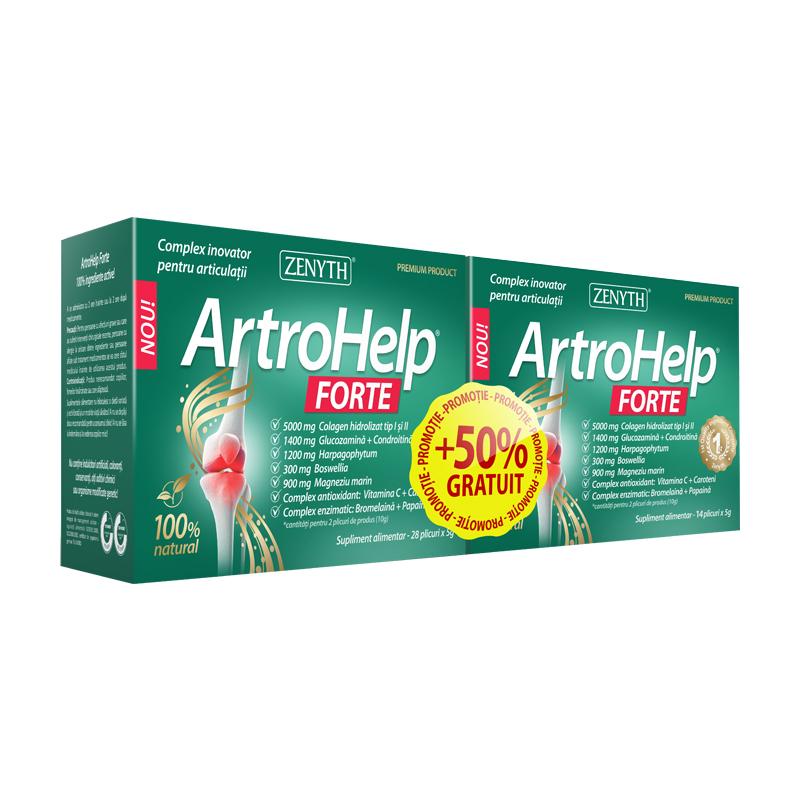 Etwas Neues genug ArtroHelp Forte x 28 plicuri + 14 cadou | Catena | Preturi mici! #DU_64