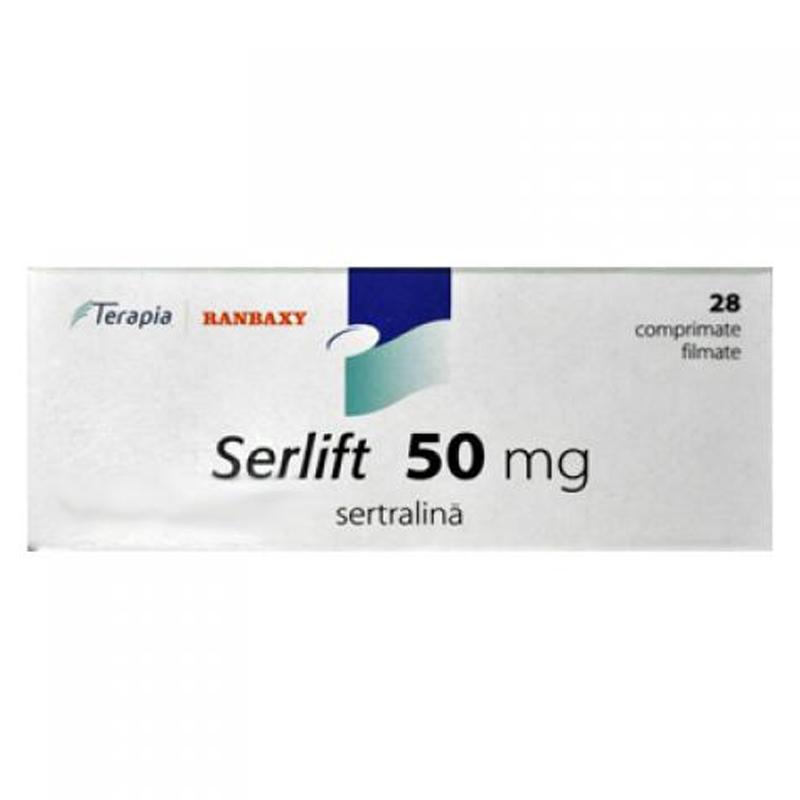 sertralină 100 mg efecte secundare pierdere în greutate