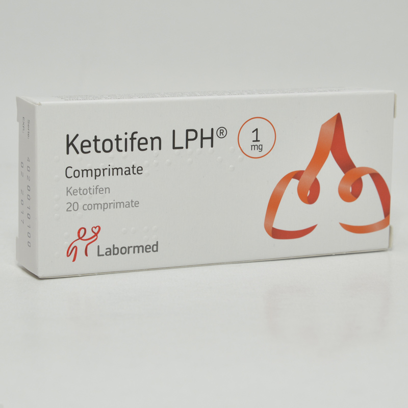 ketotifen pastile)