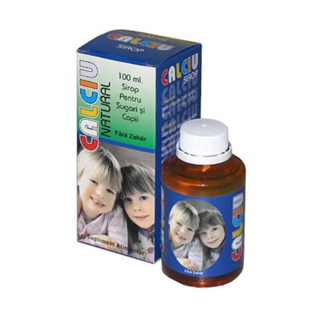 Doza de calciu pentru copii