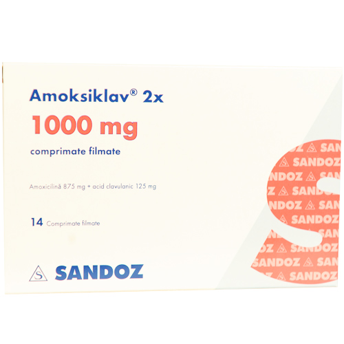 dureri articulare amoxiclav)