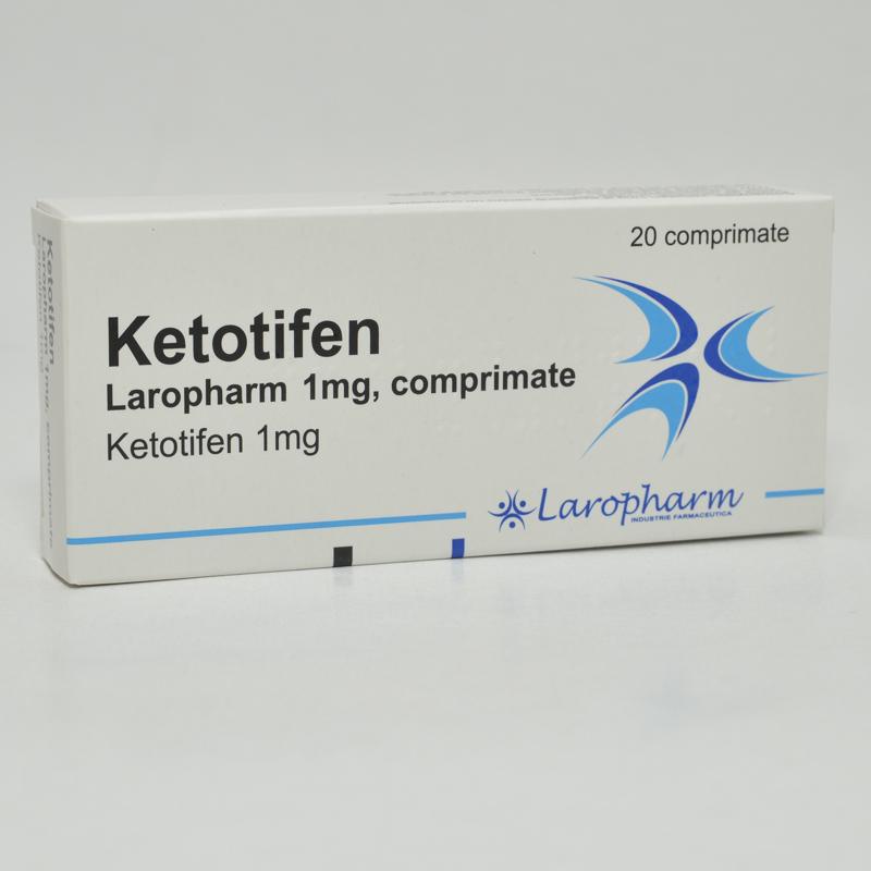 ketotifen pastile prospect)