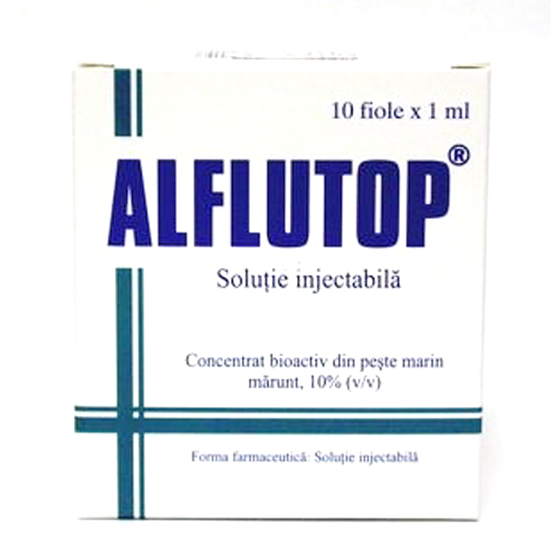 Alflutop injecții dureri articulare Preț