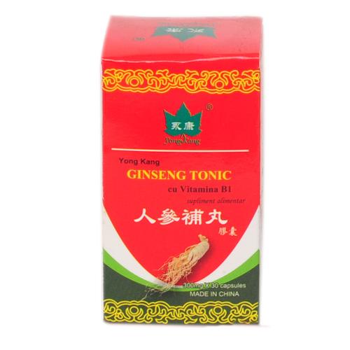ginseng chinezesc
