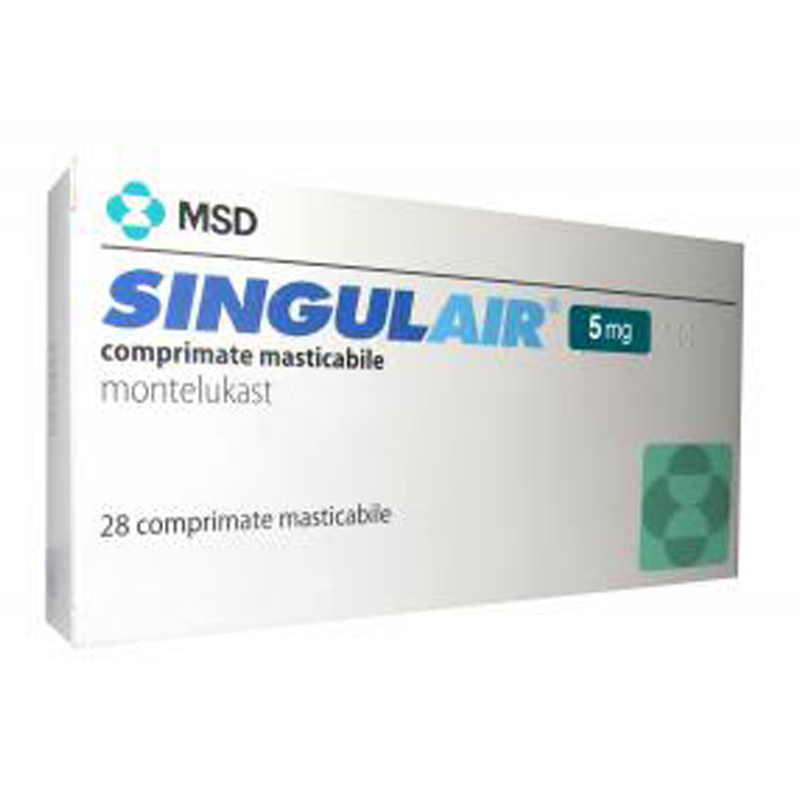 singulair chewable 5mg price
