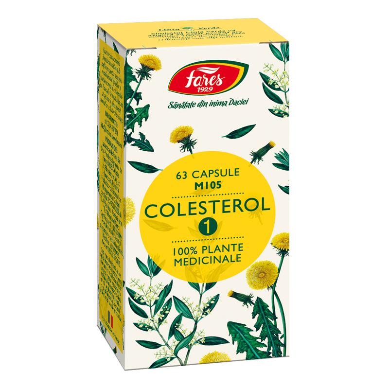 Colesterol marit tratament naturist