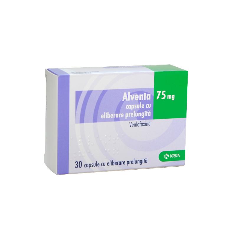 Venlafaxina Actavis 50 mg, comprimate filmate Prospect venlafaxinum