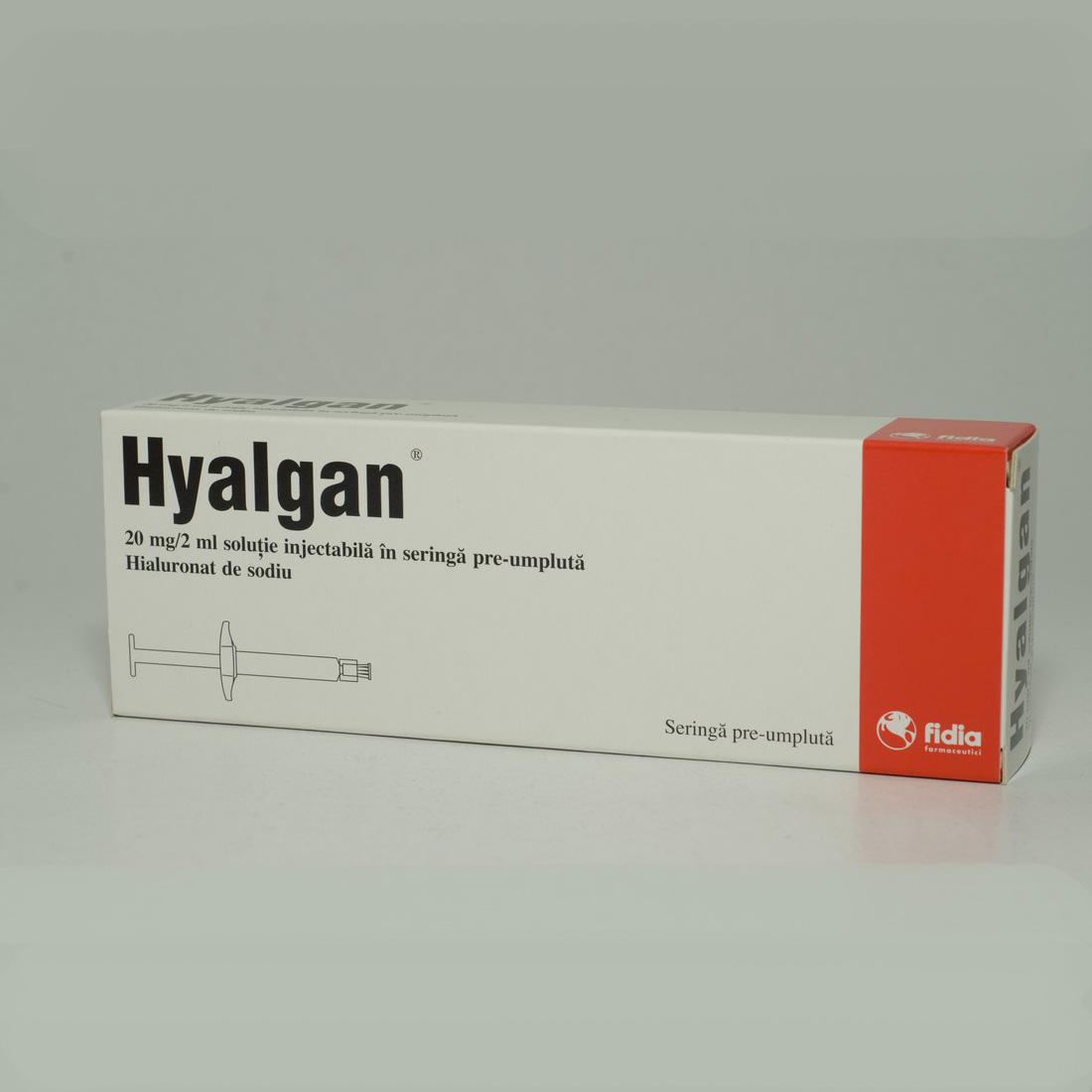 medicament injectabil pentru articulatii