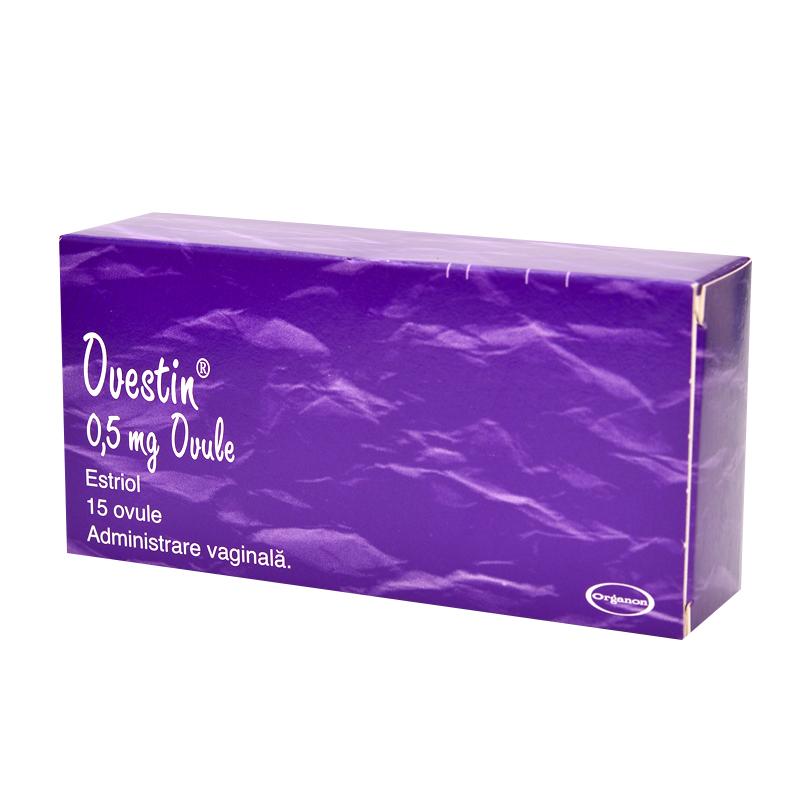ovestin, un tratament eficient pentru problemele genitale