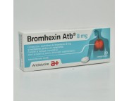 Bromhexin 8 mg x 20 compr.  IS