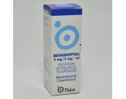 Betabioptal susp.oft x 5 ml