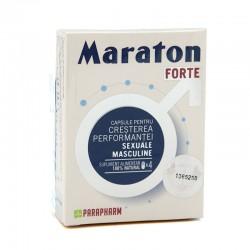 Maraton forte x 4cps. + prezervativ cadou