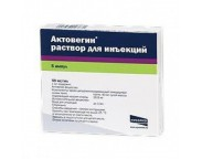 Actovegin inj.40mg/ml x 5f/5ml