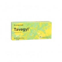 Tavegyl 1mg, 20 comprimate