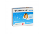 Paracetamol 250mg x 6 supoz  IS