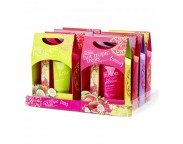 Grace Cole Set Hot Tropic Treats (pila unghii, crema maini 50 ml)