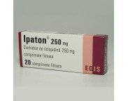 Ipaton 250 mg, 20 comprimate filmate