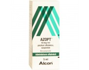 Azopt susp.oft.1% x 5 ml