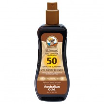 Australian Gold Spray-gel SPF 50 cu autobronzant, 237ml