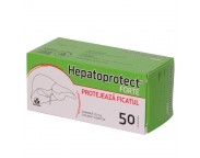 Hepatoprotect Forte 150mg x 5blist.x 10cpr. B
