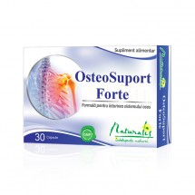 OsteoSuport Forte Naturalis, 30 comprimate