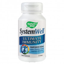 SystemWell Ultimate Immunity Secom, 30 tablete