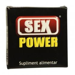 Sex Power x 1cps.
