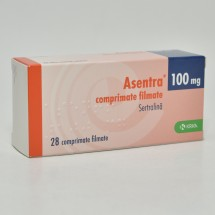 Asentra 100 mg, 28 comprimate filmate