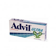 Advil ultra 200mg, 1blist x 10 capsule moi