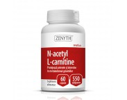 N-Acetyl L-Carnitine 550mg x 60cps