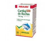 W Cartilaj de rechin 740 mg PLUS x 30 caps.