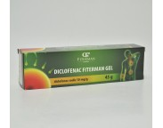 Diclofenac Fiterman gel 10 mg/g, 45 g