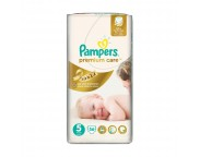 Pampers nr.5 Premium Care Junior 11-18 kg x 56 buc