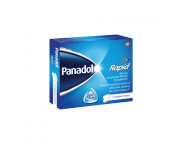 Panadol Rapid 500 mg x 12 compr. film.