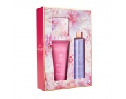 GC Set 3piese-Blissful Treats Florals (Gel dus 250ml,Crema c