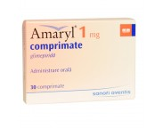 Amaryl 1mg, 30 comprimate