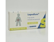 Lopedium Sandoz 2mg x 1blist. x 10cps.