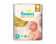Pampers nr.3 Premium Care 5-9 kg x 80 buc
