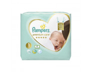 Pampers nr.1 Premium Care Newborn 2-5 kg, 26 buc