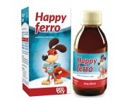 Happy ferro x 100 ml sirop