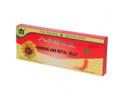 Yong Kang Ginseng + Royal Jelly 10 fiole / 10 ml