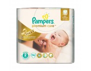 Pampers nr.2 Premium Care Mini 3-6 kg x 96 buc